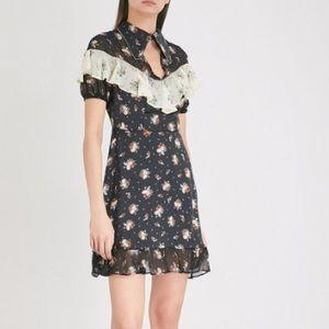 Topshop Dresses - TOPSHOP Rodeo Frill Western Skater Dress NWOT